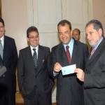 TCE repassa R$12 milhões ao Estado para ajudar 12 municípios fluminenses
