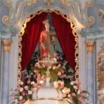 História da santa protetora dos olhos, padroeira de Carangola