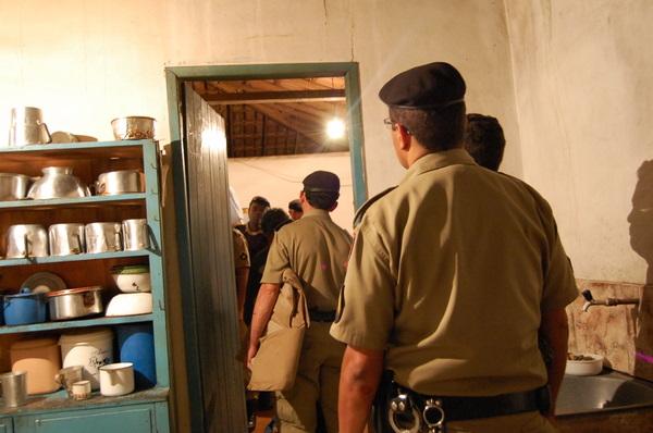 Luisburgo: Polícia Militar resgata reféns das mãos de pedreiro