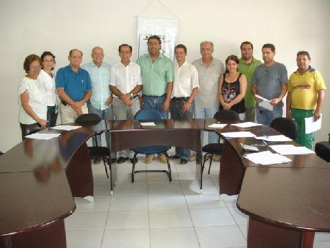 Entidades assistenciais assinam convênios com a Prefeitura de Manhumirim