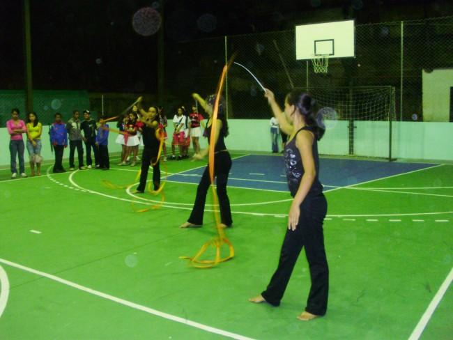 Manhumirim ganha mais duas áreas para a prática de esportes