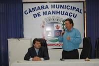 Encontro de Câmaras Municipais em Manhuaçu:Vereadores querem maior integração