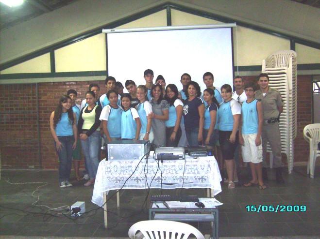 JCC tem primeira reunião no Colégio Polivalente