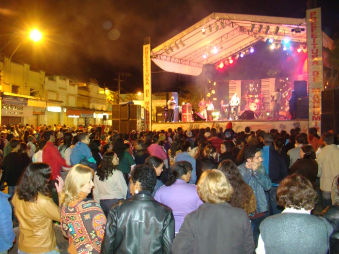 Manhumirim realiza o 10º Festival de Inverno: um evento cultural da Prefeitura