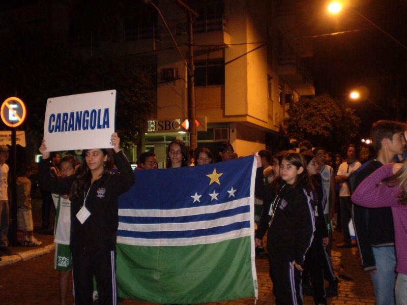 Programa Minas Olímpica-JEMG-Jogos Escolares de Minas Gerais – JEMG/2009