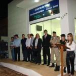 Caiana inaugura unidade da Farmácia de Minas.