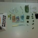 PM de Espera Feliz prende traficante de drogas