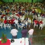 Prefeitura de Manhumirim realiza almoço pelo dia do Servidor Público