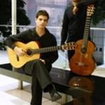 Duo Mosaico no Carangola Tênis Clube