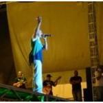 Show de Dudu Nobre Causa Polêmica em Manhuaçu