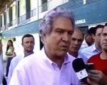 Hélio Costa visita Manhuaçu e cobra mais atitude do PMDB