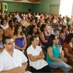 Simpósio reúne 60 municípios em Manhumirim para discutir sobre Fundo Municipal de Saúde