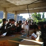 Tiro de Guerra de Carangola visita instalações da estação de tratamento de água do Município.