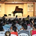 Arthur Moreira Lima realiza um concerto inesquecível em Carangola.
