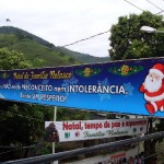 Natal da Familia Nolasco. 1000 familias são atendidas em Carangola.