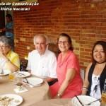 Almoço de confraternização dos funcionários da Prefeitura de Carangola