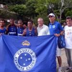 Equipe do Cruzeiro, Padre João Lúcio e José Geraldo