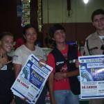 Campanha de prevenção e combate a venda ilícita de bebidas alcoólicas e cigarros para menores.