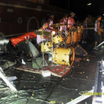 Carangola da show no Carnaval da Copa.