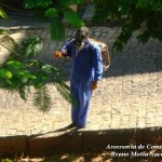 Agentes da Funasa Combatem o Mosquito da Dengue