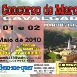 2º Concurso de Marcha e Cavalgada de Manhumirim