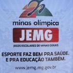 Tabela do JEMG 2010 - Etapa Municipal.