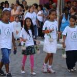 Manhumirim lança coleta seletiva no desfile de 16 de março