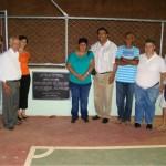 Manhumirim-Prefeitura entrega 7ª área de lazer para a população.