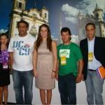 Manhumirim participou ativamente do 3º Salão Mineiro de Turismo