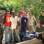 Tiro de Guerra de Carangola participa de mutirão contra a Dengue