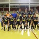 Futsal-Carangola perde o título nos penaltis.