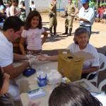 Policia Militar-Policia Civil-CONSEP-Prefeitura, Conselho tutelar de Espera Feliz realizam ação Cívico Social