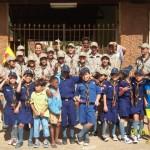 Fundação do 48º MG Grupo Escoteiro Ponte Alta de Minas