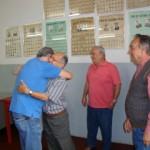 Atiradores da turma de 1960 realizam encontro no TG Carangola.