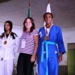Equipe da Escola Estadual Emília Esteves Marques é destaque em Patos de Minas.
