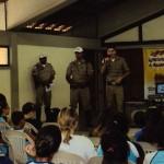 Policia Militar de Carangola encerra Semana Nacional de Trânsito 2010 com chave de ouro.