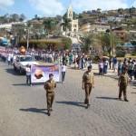 PROERD participa de Desfile de 07 de Setembro em Divino
