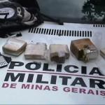 Operação conjunta Polícia Militar e Civil culmina com prisão de traficante em Carangola