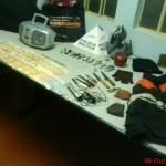 Polícia Militar de São Francisco do Glória prende autores de furto na cidade