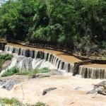 Chuvas provocam um belo espetáculo no maior patrimônio natural da Bacia do Rio Carangola