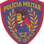 Policia Militar prende autor por posse de arma de fogo.