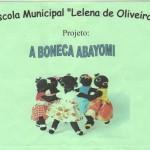 A Boneca Abayomi – 19/11 Lelena de Oliveira