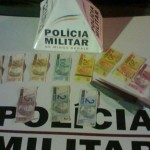 Policia Militar prende autores de roubo