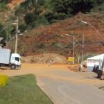 Risco de vida e condições precárias no trajeto até Carangola.
