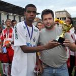 Villa Nova bate o Ideal e conquista o tricampeonato da Copa Integração.