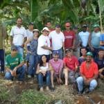 Emater-MG incentiva bananicultura em Carangola