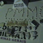 Policia Militar de Carangola tira mais um traficante das ruas.