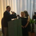 Ministro Luiz Sergio e Secretario de Estado Rodrigo Neves são homenageados em Natividade.