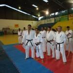 Mais fotos alunos do Polivalente no JEMG-Karate