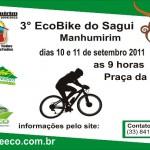 Vem aí o 3º Ecobike do Sagüi